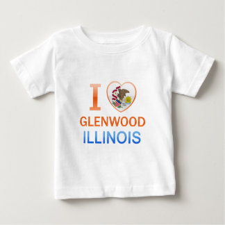 Amo Glenwood, IL Remeras
