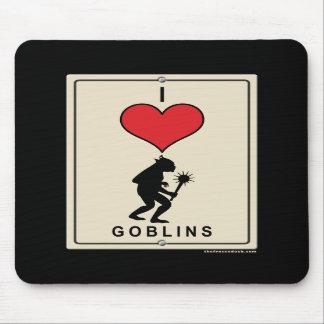Amo Goblins Tapetes De Raton