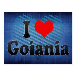 Amo Goiania, el Brasil Postal