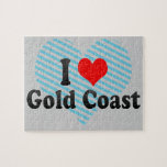 Amo Gold Coast, Australia Rompecabeza Con Fotos