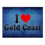 Amo Gold Coast, Australia Tarjetas Postales