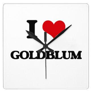 Amo Goldblum Reloj Cuadrado