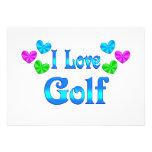 Amo golf comunicados