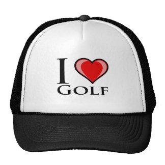 Amo golf gorras