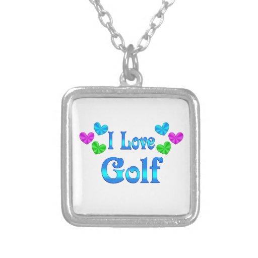 Amo golf joyería