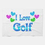 Amo golf toallas