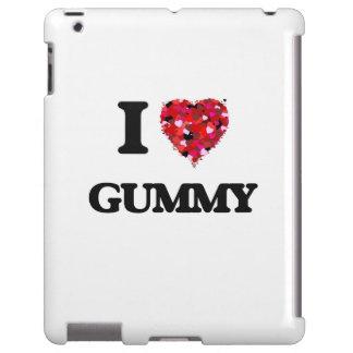 Amo gomoso funda para iPad