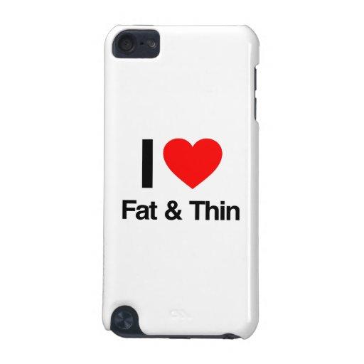 amo gordo y fino