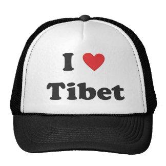 """""""Amo gorra de Tíbet"""""""