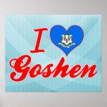 Amo Goshen, Connecticut Posters