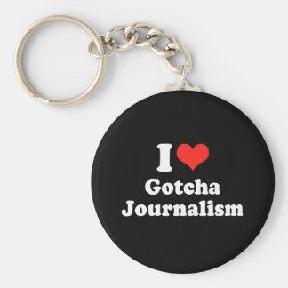 AMO GOTCHA JOURNALISM.png Llaveros Personalizados