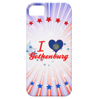 Amo Gothenburg, Nebraska iPhone 5 Case-Mate Protector