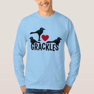 Amo Grackles Remera