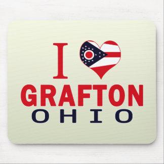 Amo Grafton Ohio Tapete De Ratón
