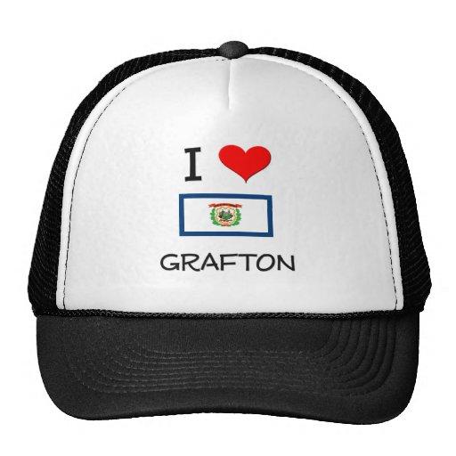 Amo Grafton Virginia Occidental Gorras De Camionero