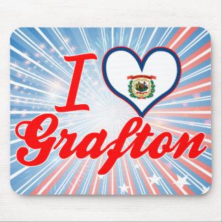 Amo Grafton Virginia Occidental Alfombrilla De Raton