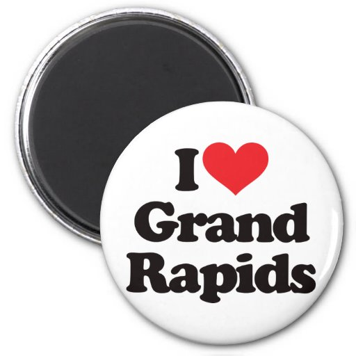 Amo Grand Rapids Iman Para Frigorífico