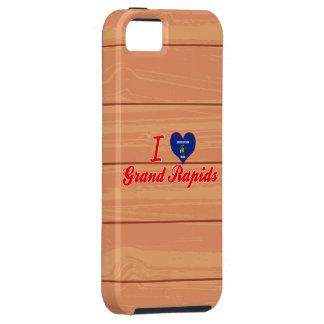 Amo Grand Rapids, Wisconsin Funda Para iPhone 5 Tough