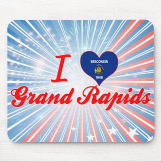 Amo Grand Rapids, Wisconsin Mousepad