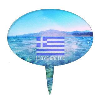 Amo Grecia Palillos De Tarta