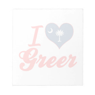 Amo Greer Carolina del Sur Bloc