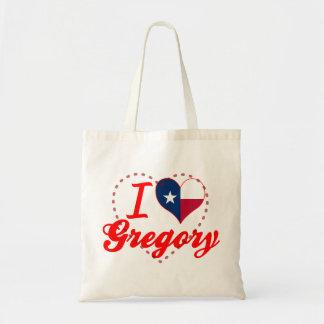 Amo Gregory, Tejas Bolsas