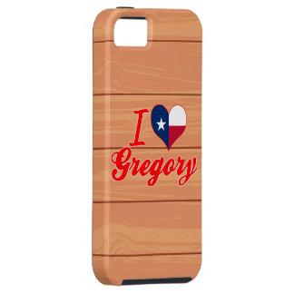 Amo Gregory, Tejas iPhone 5 Fundas
