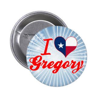 Amo Gregory, Tejas Pin