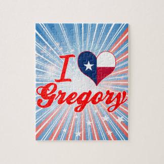 Amo Gregory, Tejas Puzzles Con Fotos