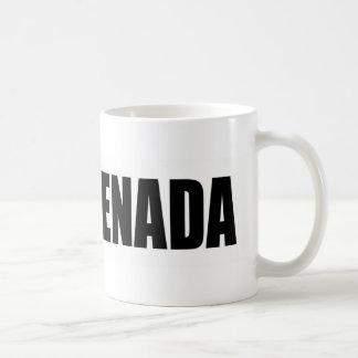 Amo Grenada Taza De Café