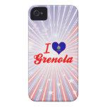 Amo Grenola, Kansas Case-Mate iPhone 4 Carcasa