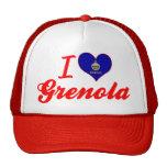 Amo Grenola, Kansas Gorras De Camionero