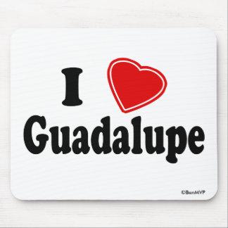 Amo Guadalupe Alfombrillas De Ratones