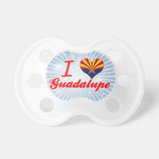 Amo Guadalupe, Arizona Chupetes Para Bebes