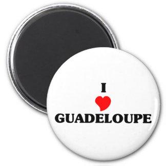 Amo Guadalupe Imán Redondo 5 Cm