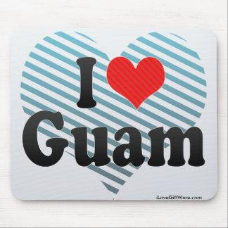Amo Guam Mousepads
