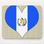 Amo Guatemala Alfombrilla De Raton