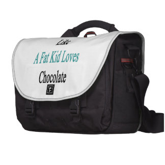 Amo Guatemala como un chocolate de los amores del Bolsas Para Ordenador