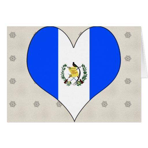 Amo Guatemala Felicitación