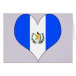 Amo Guatemala Tarjeton