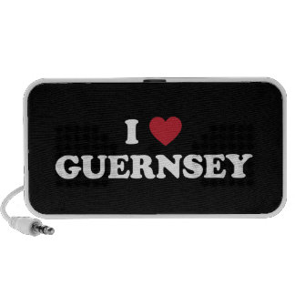 Amo Guernesey iPhone Altavoces