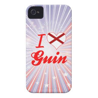 Amo Guin, Alabama iPhone 4 Fundas
