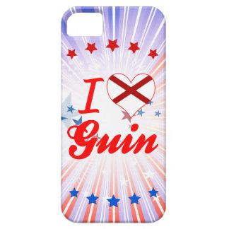 Amo Guin, Alabama iPhone 5 Case-Mate Protector