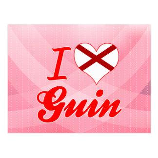Amo Guin, Alabama Postales