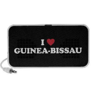 Amo Guinea-Bissau iPod Altavoz