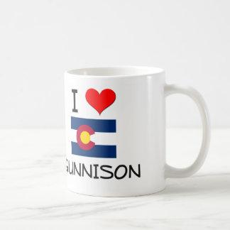 Amo GUNNISON Colorado Taza
