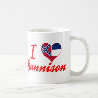 Amo Gunnison, Mississippi Taza De Café