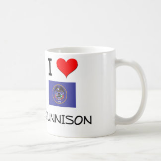Amo Gunnison Utah Taza De Café