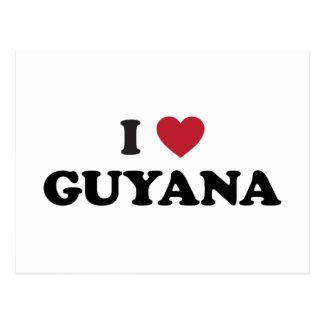 Amo Guyana Postales