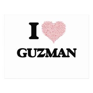 Amo Guzman Postales